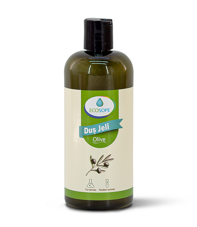 Ecosope Olive Oil Shower Gel